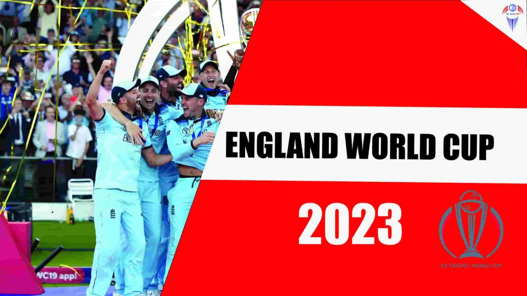 2023 England World Cup