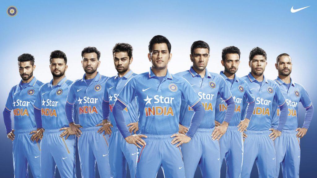 2023 India Team List