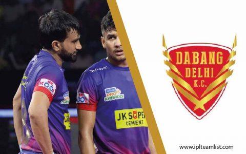 Dabang Delhi Team
