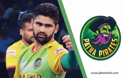 Patna Pirates Team