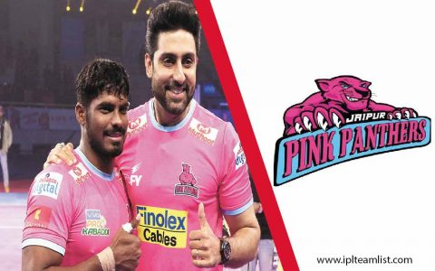 Jaipur Pink Panthers Team