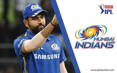 Mumbai Indians Team 2021