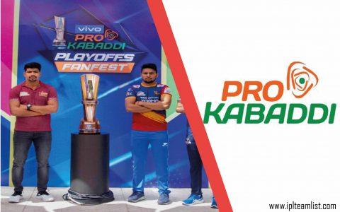 Pro kabaddi match 2021 schedule
