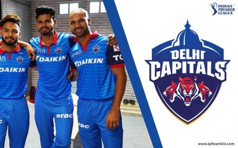 Delhi Capitals 2021