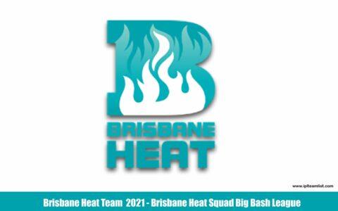 Brisbane Heat Team